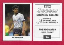 Derby County Rob Hindmarch 96